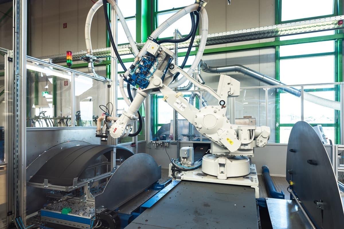 Lohnfertigung - Teilebearbeitung
